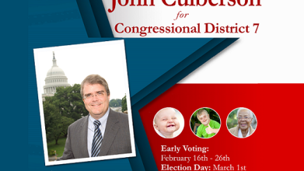 2016 Primaries Endorsement Graphic - 1A - Culberson CD7 PAC
