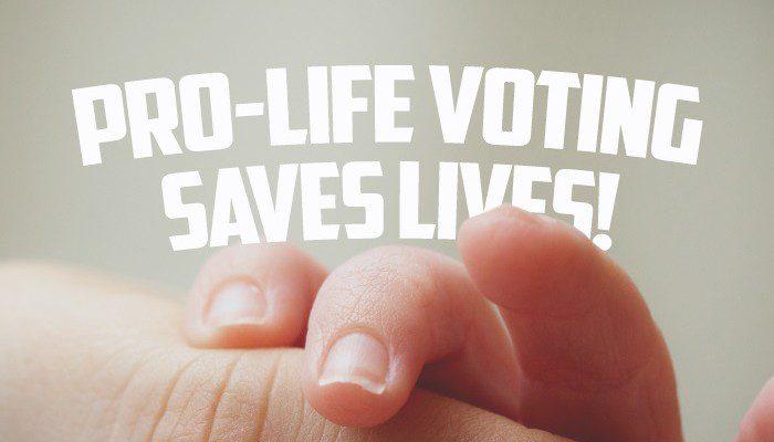 pro-life-voting