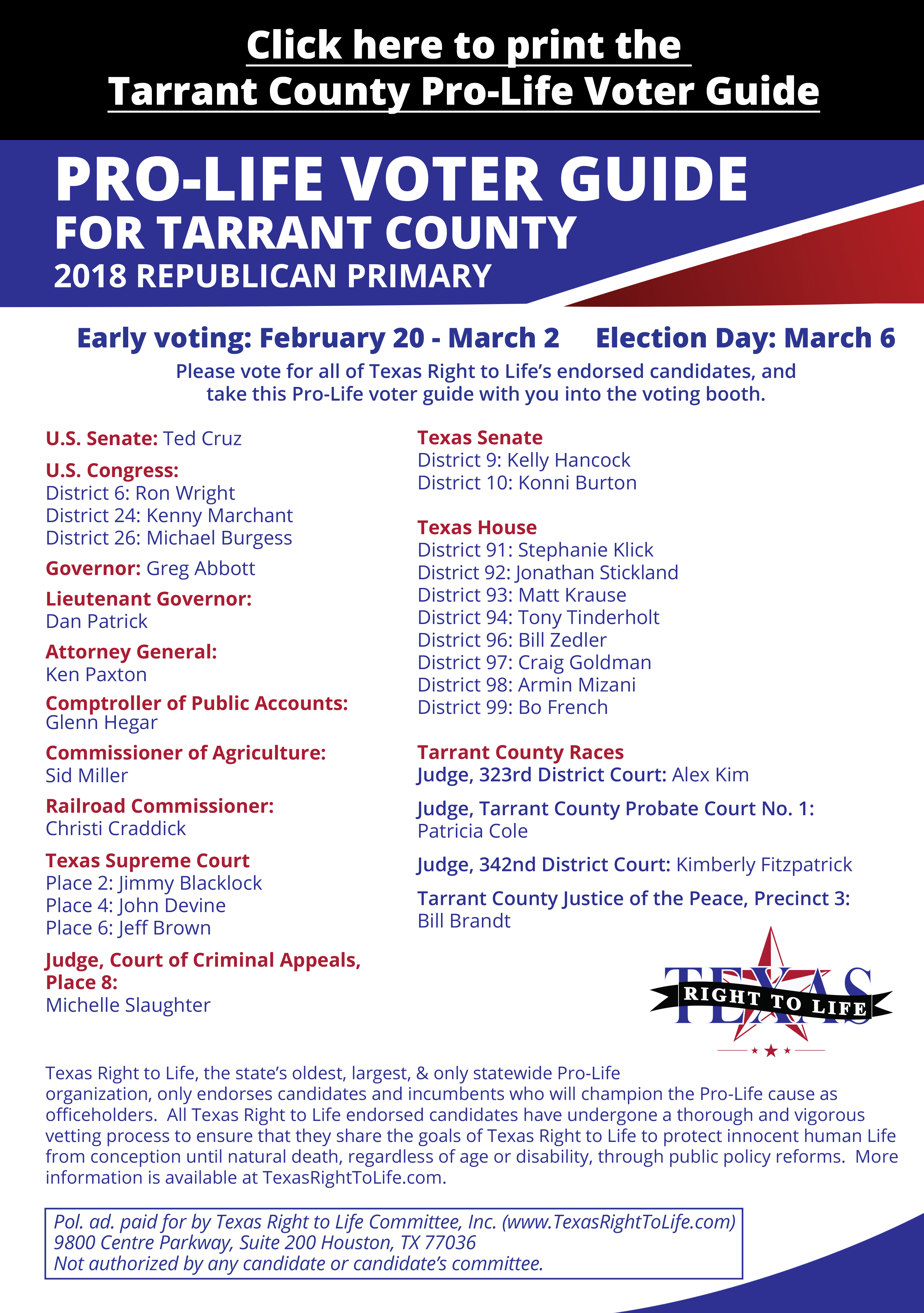 Tampa bay times 2018 florida voter guide: candidates for governor.